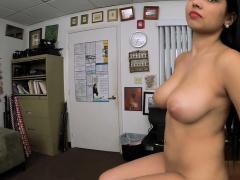 Enchanting Latina Brunette Ada Sanchez Fucked From Behind