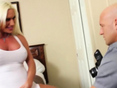 Hard Cock Makes Ashley Moan Loudly