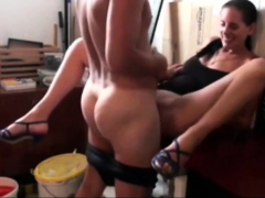 Dad Fucks My Slutty Mom Mit Saggy Tits