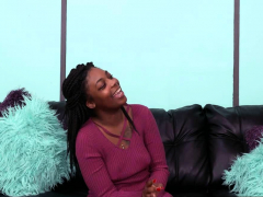 Shy Next Door Ebony Deepthroats