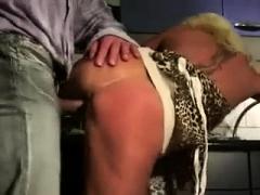 Blonde Milf Ashley Fires Takes Hardcore Anal Fucking