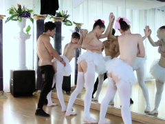 Sexy Teen And Party Girls Ballerinas