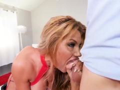 Blonde Milf Big Tits Dildo Hot Milf Fucked Delivery Guy