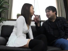 Tigh Japanese Cum-hole Gets Properly Screwed In Pov Session