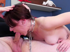 Rough Bondage Threesome And Brutal Dildo Orgasm Your