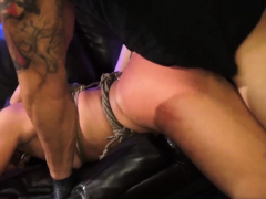 Amateur Rough On Couch And Ass Sniffing Slave Engine