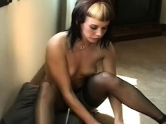 Luxurious Floozy Is Testing Her New Sex Tool