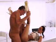 My Sugar Daddy Cums Inside Me And Old Couple Young Girl