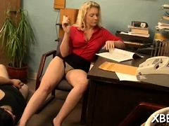 Excited Lovely Girlie Gets Hard Fuck
