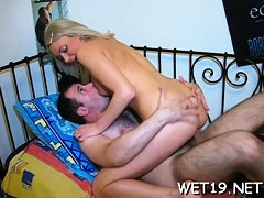 Lovely Blonde Alisa With Large Natural Tits Fuck Like A Pro