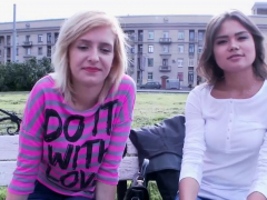 Bgg Threesome Scene With Teenage Cuties