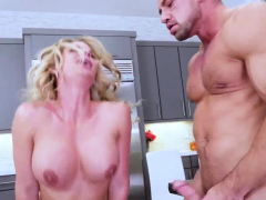 Skinny Teen Big Dick And Mom Playmate' Crony Stockings