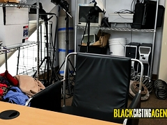 Asian Blondie Loves Massive Black Cocks