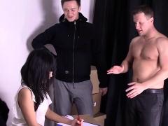 Asian Slut In 3some