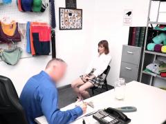 Shoplifter Alexa Nova Gets Anal By Lp Officers Cock