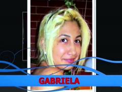 Blond Gipsy Girl Gabriela