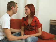 Naughty Russian Doxy Blowing Worthy