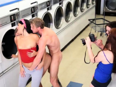 Mature Swingers Orgy Xxx Laundry Day
