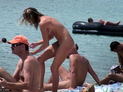 Undressed Beach Pt Three Voyeur