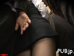 Knob Hungty Slut Loves Engulfing And Fucking In Public