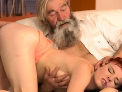 Daddy Swallow Unexpected Practice With An Older Gentleman