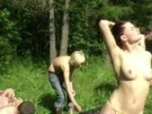 Outdoor public sex