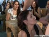 Girls blowjob stripper