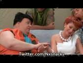 Flintstones xxx - scene 5 part3 welma & tyler rockman hardco