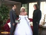 Missy Monroe On Her Wedding Day Already Having Threesomes With Her Husband