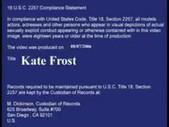 Kate frost - spankwire.com