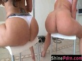 Sizable Butts W/ Julie Cash & Ava Add ...