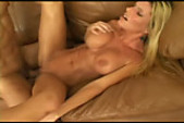 While her husband is away this milf decides to play