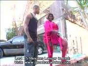 Black BBW Seduces Younger Man