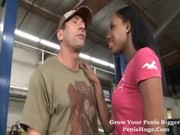 Mahlia Milian Goes To Mechanic And Gets H ...